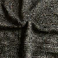 Luxury Wool Blend TWEED Fabric Material - NT18 BARLEYCORN BROWN